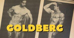 abe goldberg bodybuilder