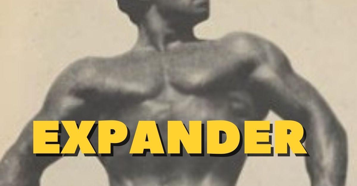 expander workout