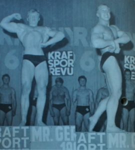 Alfred Hammerschmidt Mr Germany