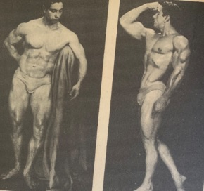goldberg bodybuilder