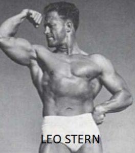 leo stern bodybuilder