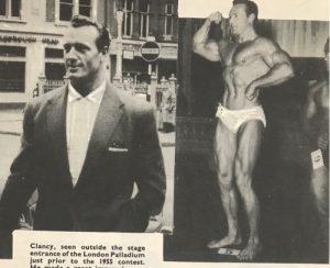 clancy Clarence ross bodybuilder