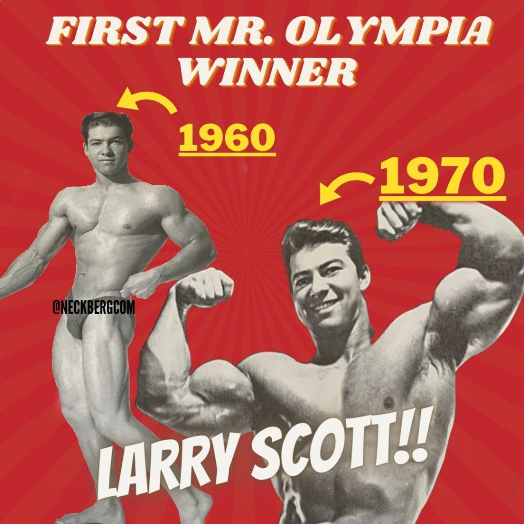 larry scott transformation