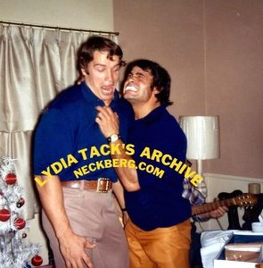 franco columbo arnold schwarzenegger friends