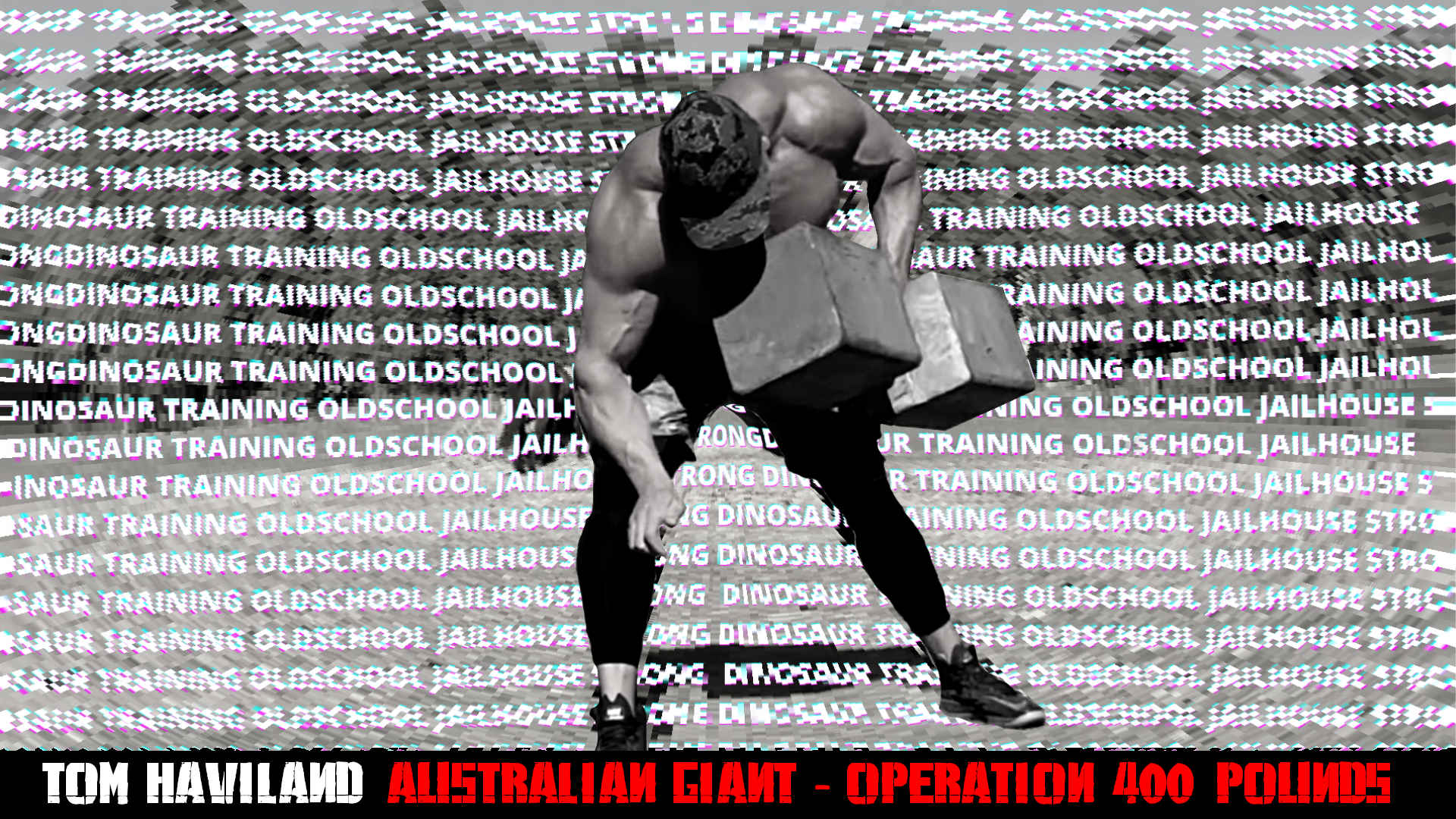 tom haviland strongman powerlifting training