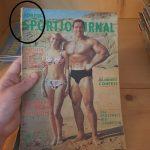 arnold magazin athletik sport journal issue 6