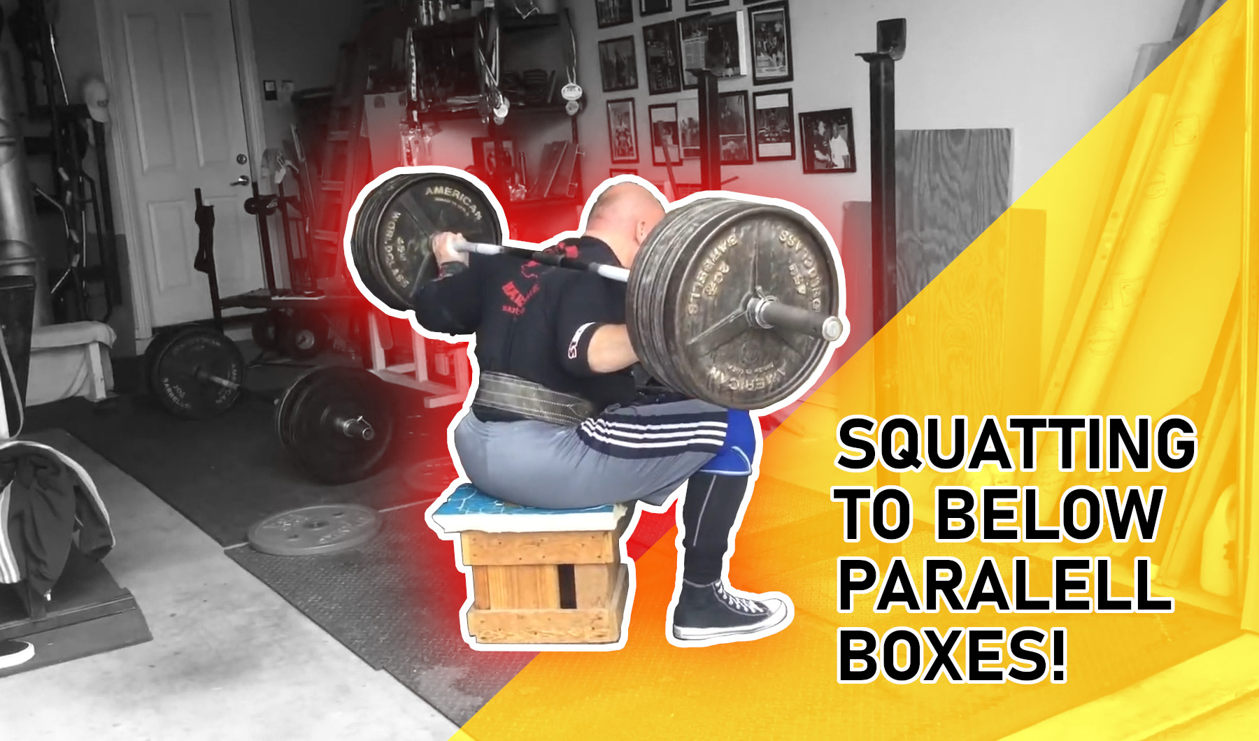 squat to boxes how to cinder blocks powerlifting