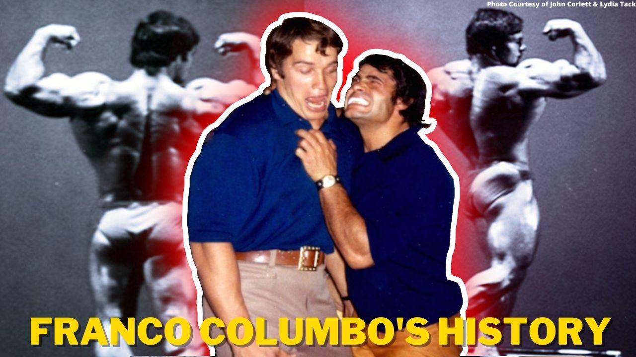 franco columbo arnold schwarzenegger bodybuilding